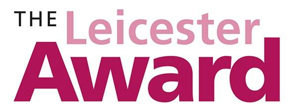 The Leicester Award Logo